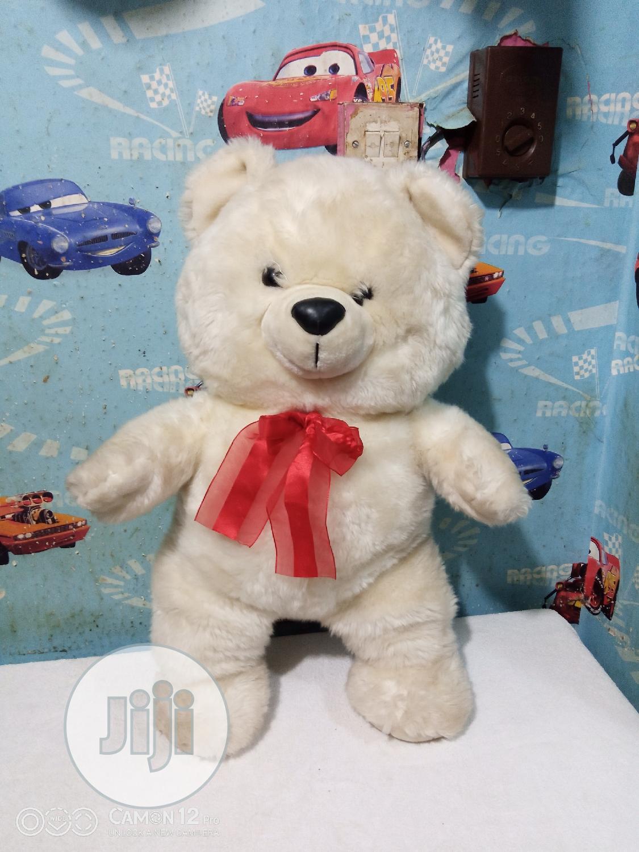 Uk Used Big Plush Teddy Bear