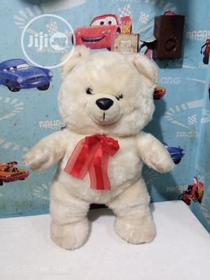 Uk Used Big Plush Teddy Bear | Toys for sale in Lagos State, Ikeja