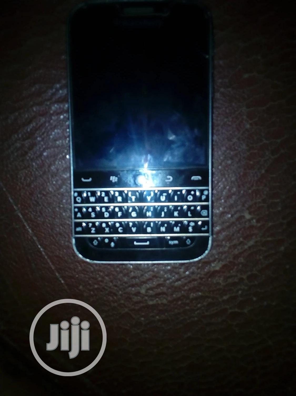 BlackBerry Classic 16 GB Black | Mobile Phones for sale in Surulere, Lagos State, Nigeria