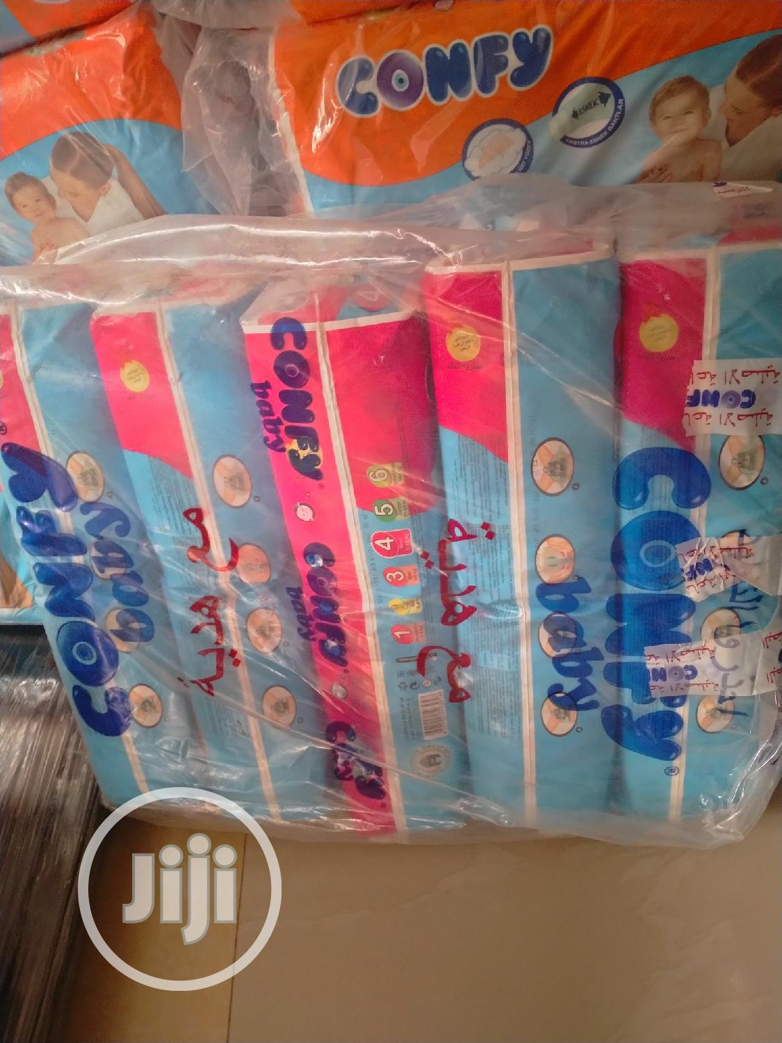 Comfy Imported Baby Diapers