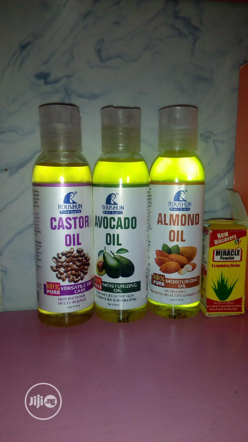 Archive: Skin,Hair and Treatment Oil