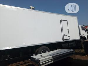 Fabrication Of Truck Cargo Body And Coldroom Room Body | Automotive Services for sale in Lagos State, Gbagada