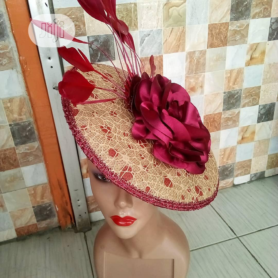 Archive: Beautiful Fascinators, Stress Me With Your Order