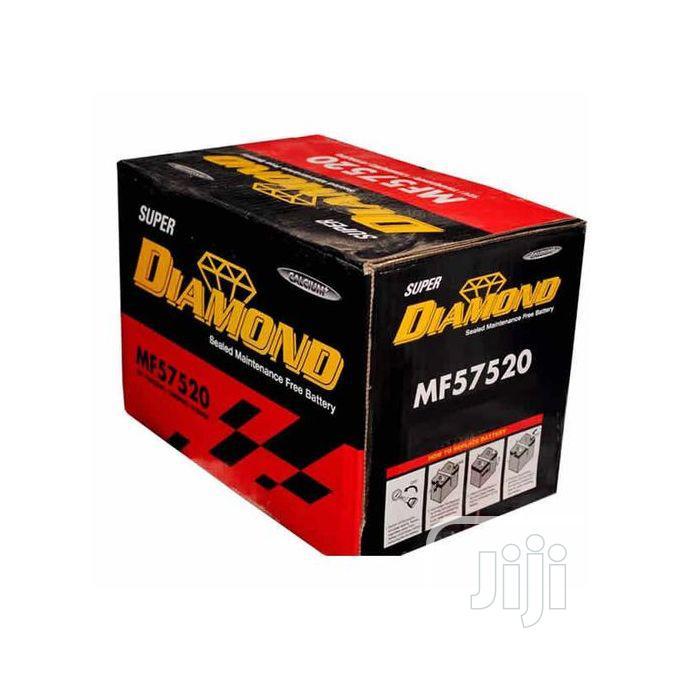 75ah 12v Car Battery -Diamond B11