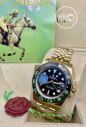 40mm Watch Sapphire Glass Ceramic Luminous Stainless Steel | Watches for sale in Lagos State, Ikeja