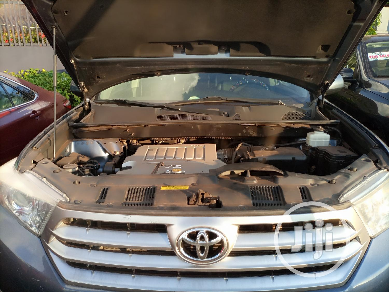 Toyota Highlander Limited 2012 Purple   Cars for sale in Enugu, Enugu State, Nigeria