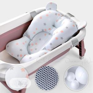 Foldable Baby Bather And Anti Slip Baby Bath Pad | Baby & Child Care for sale in Lagos State, Lekki