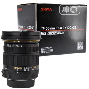 Sigma 17-50mm F/2.8 DC OS HSM for Canon. | Photo & Video Cameras for sale in Akwa Ibom State, Uyo