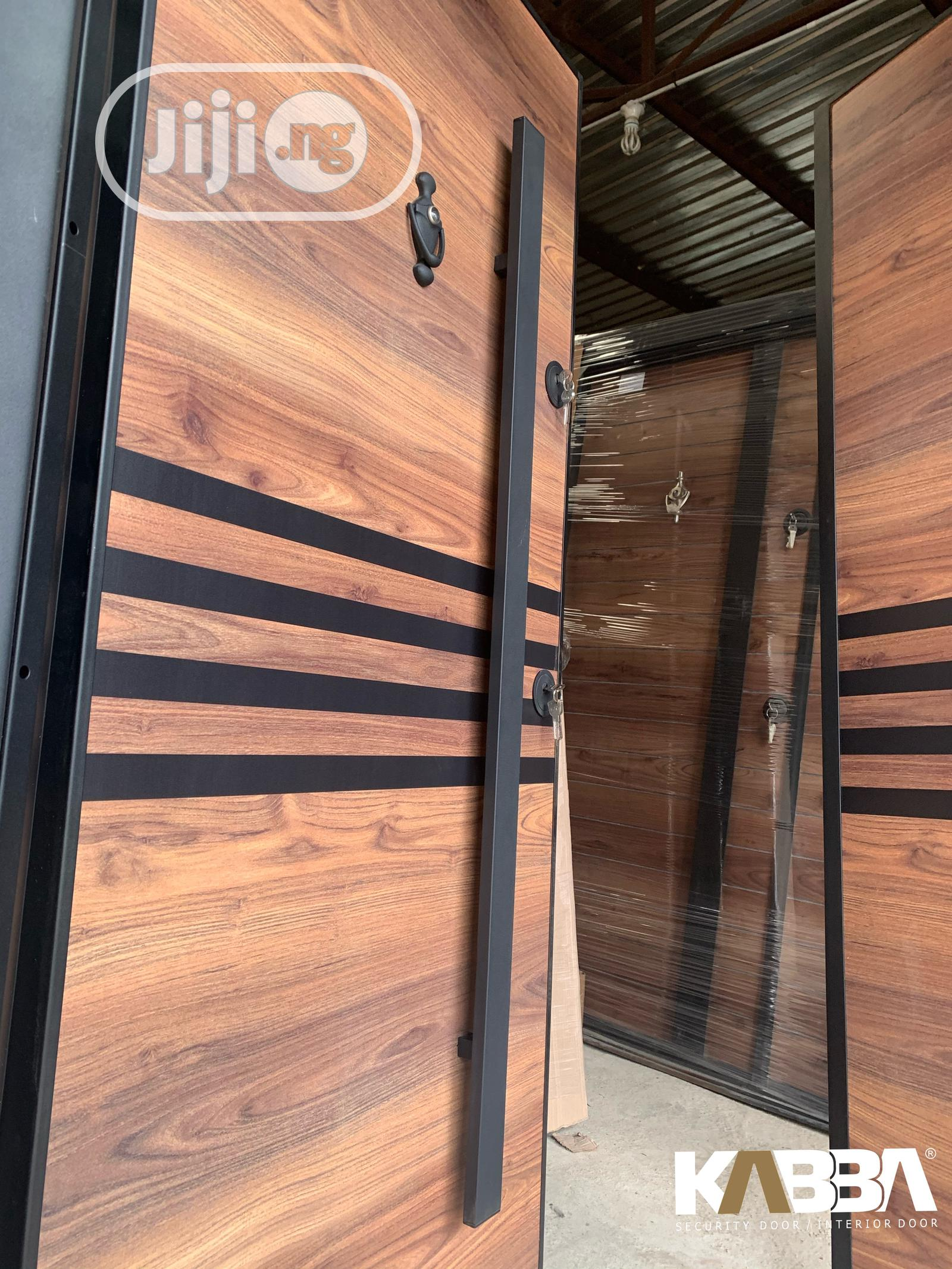Turkish Double Security Door | Doors for sale in Kubwa, Abuja (FCT) State, Nigeria