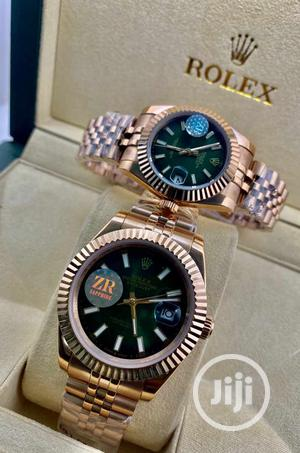 Sapphire Glass Mechanical Automatic Waterproof Watch Sport   Watches for sale in Lagos State, Ikeja