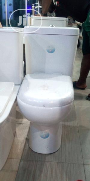 WC And The Wash Hand Basin | Plumbing & Water Supply for sale in Lagos State, Orile