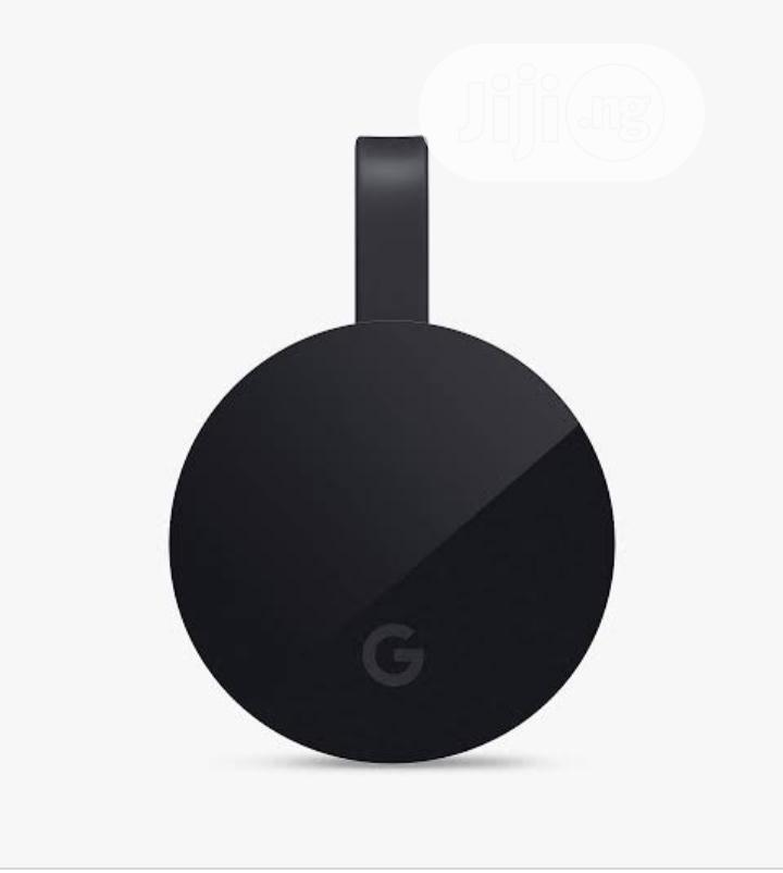 Google Chromecast Ultra TV Streaming Photos & Video B&H | Accessories & Supplies for Electronics for sale in Ikeja, Lagos State, Nigeria