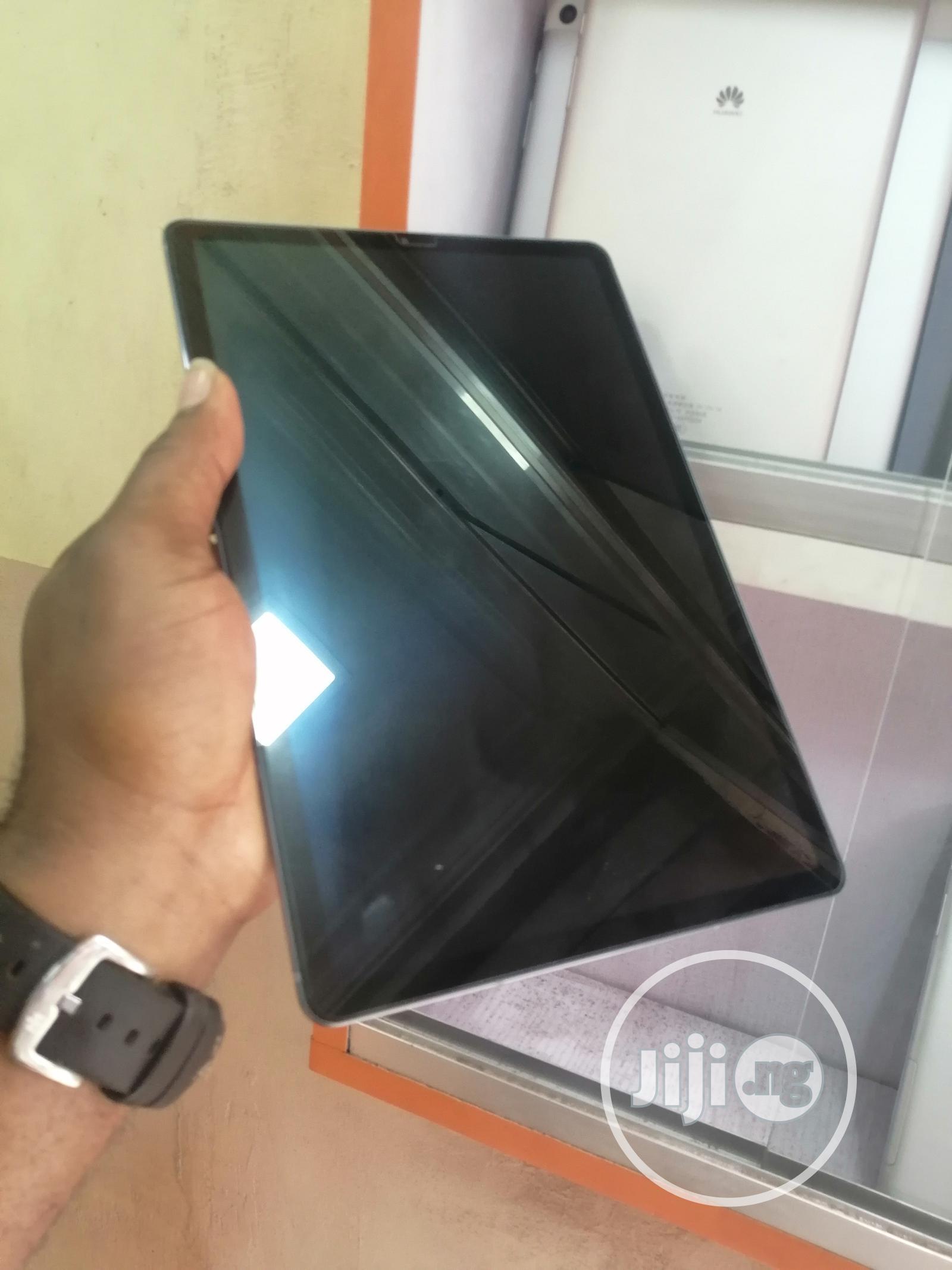 Samsung Galaxy Tab S6 128 GB Black | Tablets for sale in Ikeja, Lagos State, Nigeria