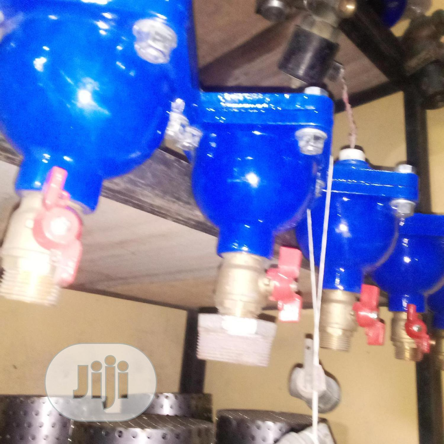 Archive: Air Release Valve(25mm)All Sizes Are Available