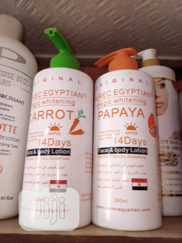 Purec Egyptian Magic Whitening   Skin Care for sale in Abule Egba, Lagos State, Nigeria