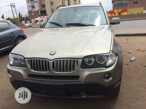 BMW X3 2007 Gold   Cars for sale in Lagos State, Ifako-Ijaiye