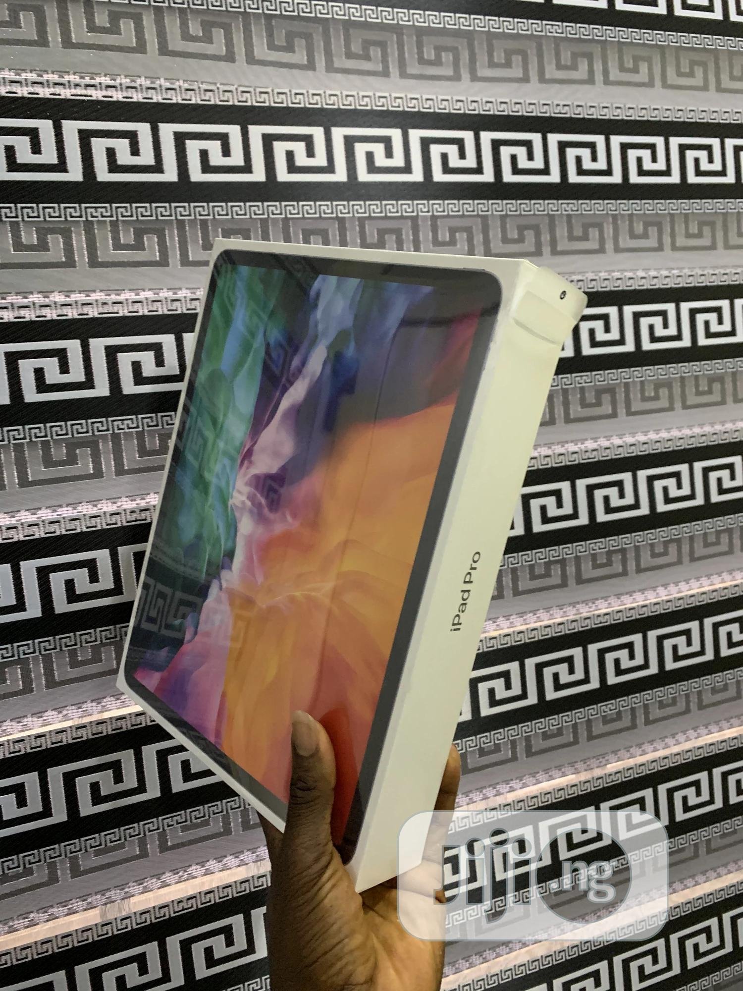 New Apple iPad Pro 12.9 (2020) 128 GB Gray | Tablets for sale in Ikeja, Lagos State, Nigeria