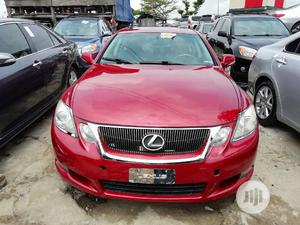 Lexus GS 2010 350 Red | Cars for sale in Lagos State, Apapa