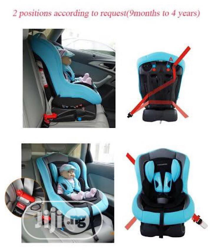 Improved Car Seat