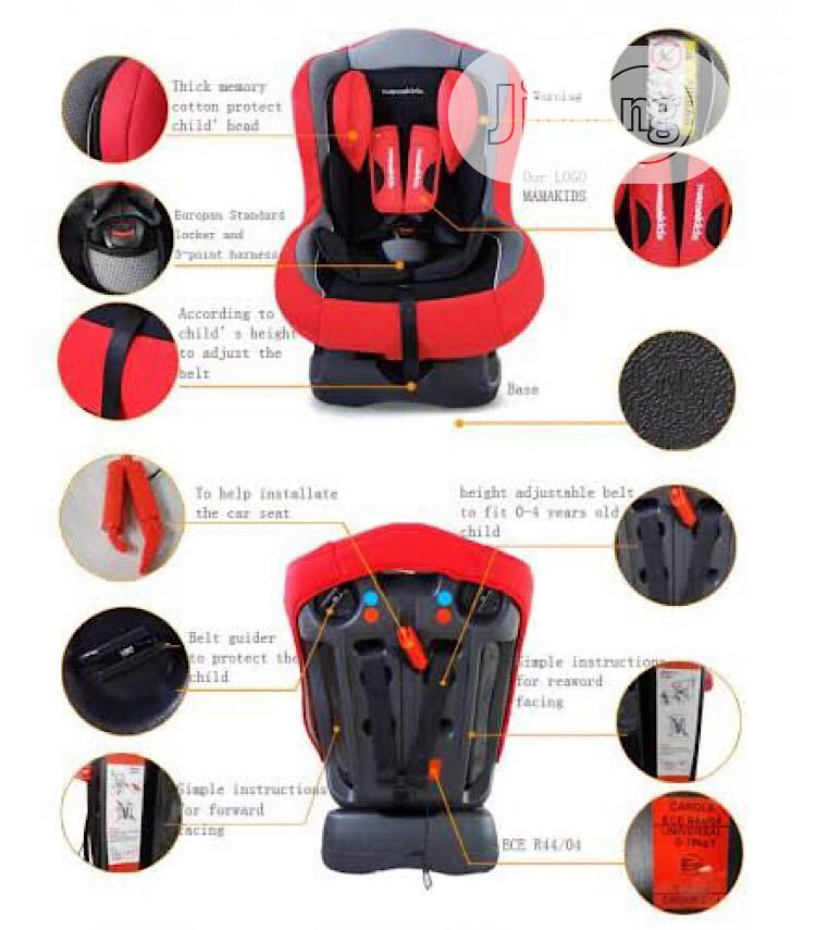 Improved Car Seat | Children's Gear & Safety for sale in Port-Harcourt, Rivers State, Nigeria