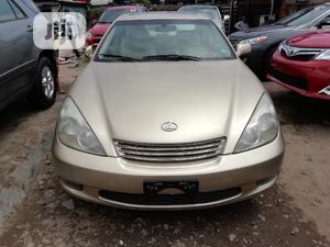 Lexus ES 2003 Gold | Cars for sale in Lagos State, Apapa