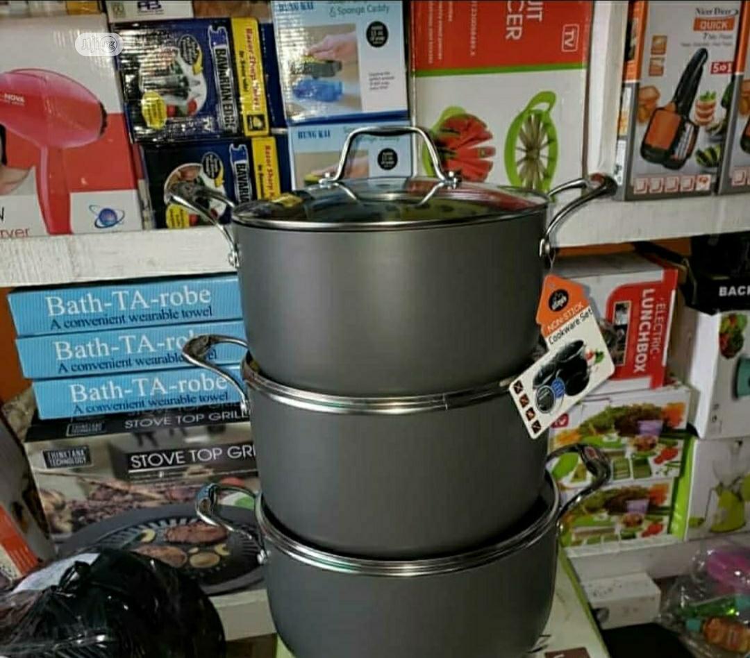 Ultimate Non Stick Cook Ware Set