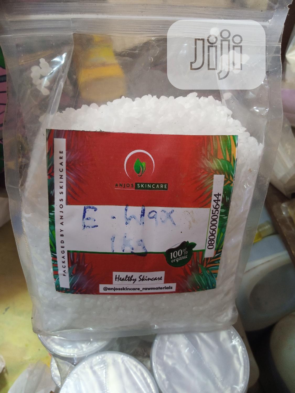 E Wax Powder