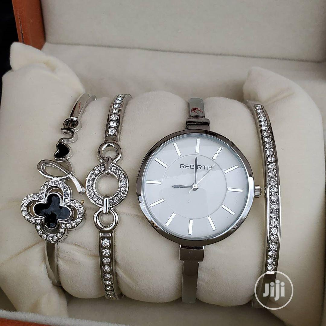 Women Wrist Watch With Bracelets | Watches for sale in Onitsha, Anambra State, Nigeria