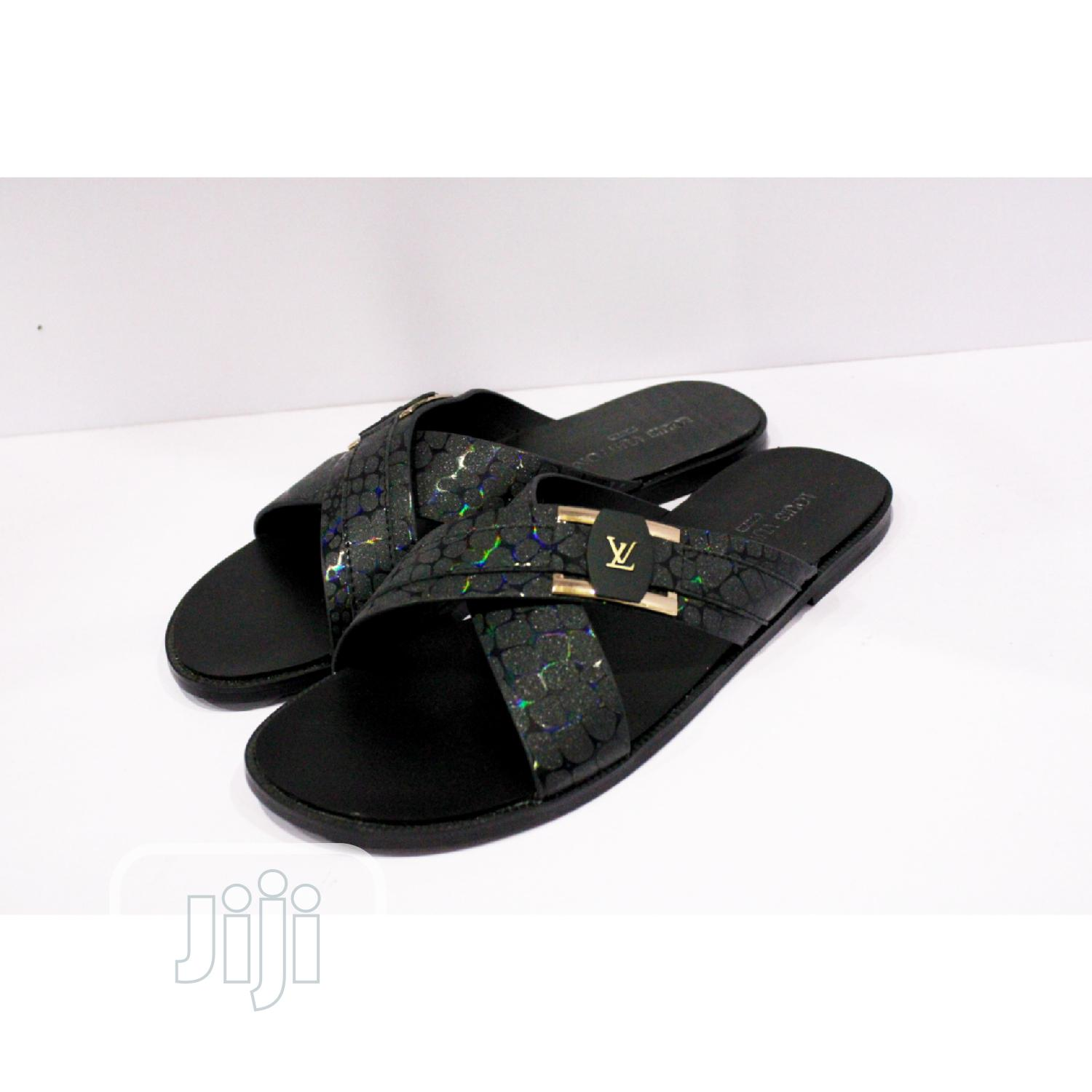 Louis Vuitton Slippers | Shoes for sale in Lekki, Lagos State, Nigeria