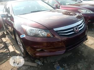 Honda Accord 2008 2.0 Comfort Automatic Red | Cars for sale in Lagos State, Apapa