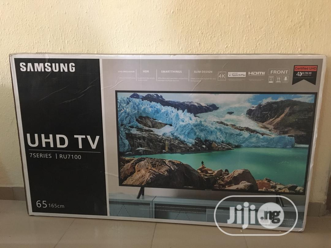 Samsung 65 Inches Smart Tv With Android Features