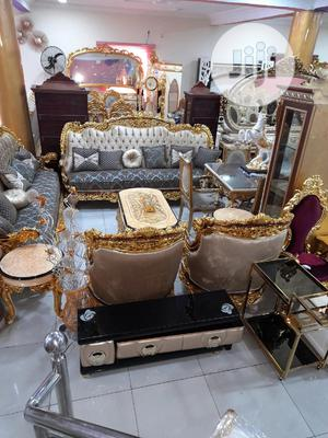 Complete Set Of Sofa Chair ,Centre Tables | Furniture for sale in Lagos State, Ojo