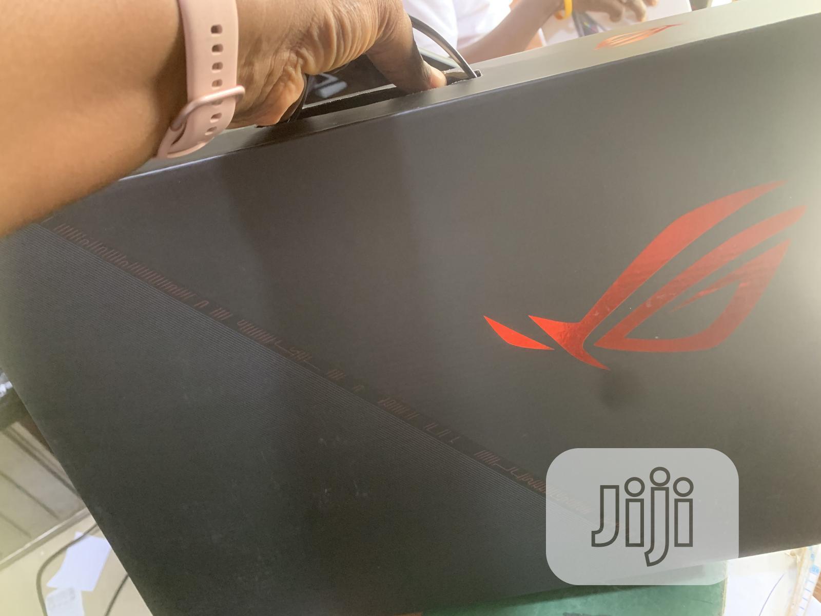 New Laptop Asus ROG Zephyrus M15 GU502LU 16GB Intel Core i7 SSD 1T