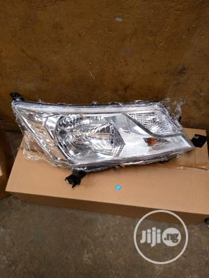 Toyota Hiace Bus Head Lamp 2019 Model | Vehicle Parts & Accessories for sale in Lagos State, Mushin