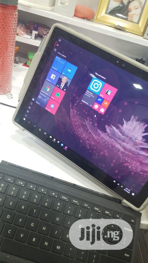 Laptop Microsoft Surface Pro 4 8GB Intel Core I5 SSD 256GB | Laptops & Computers for sale in Enugu, Enugu State, Nigeria