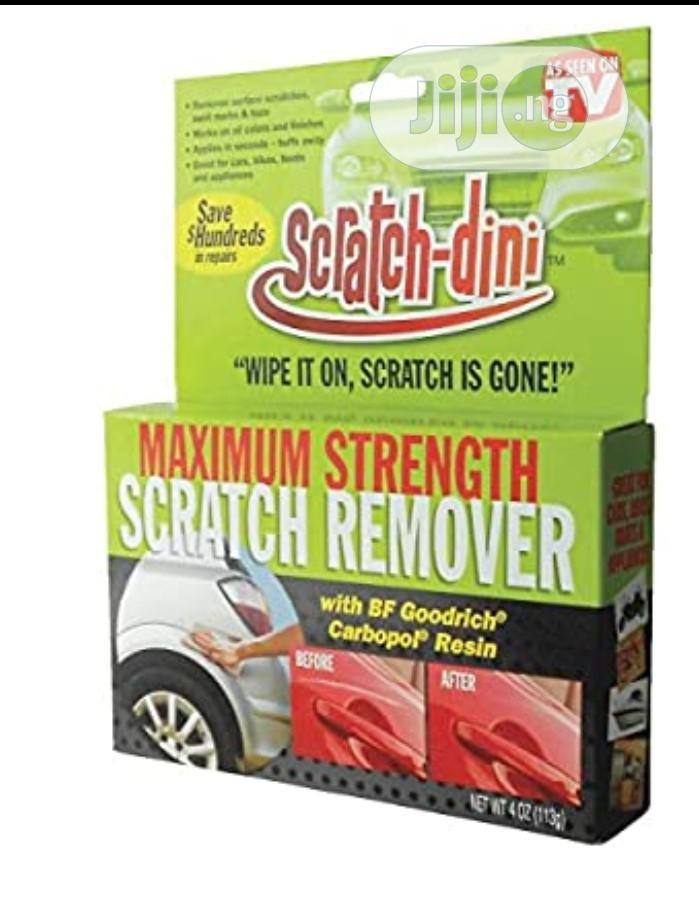 Archive: Car Scratch Remover