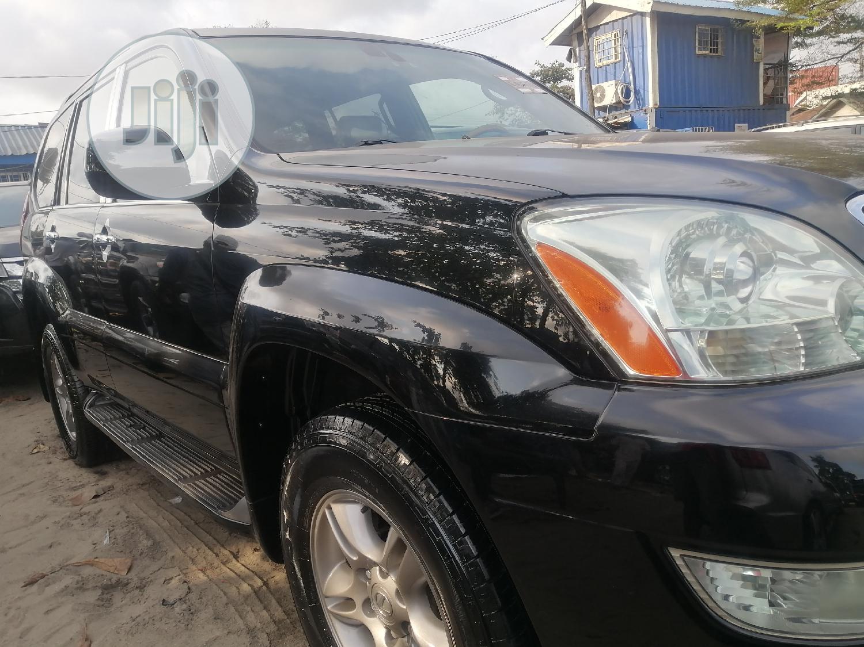 Lexus GX 2004 Black | Cars for sale in Apapa, Lagos State, Nigeria