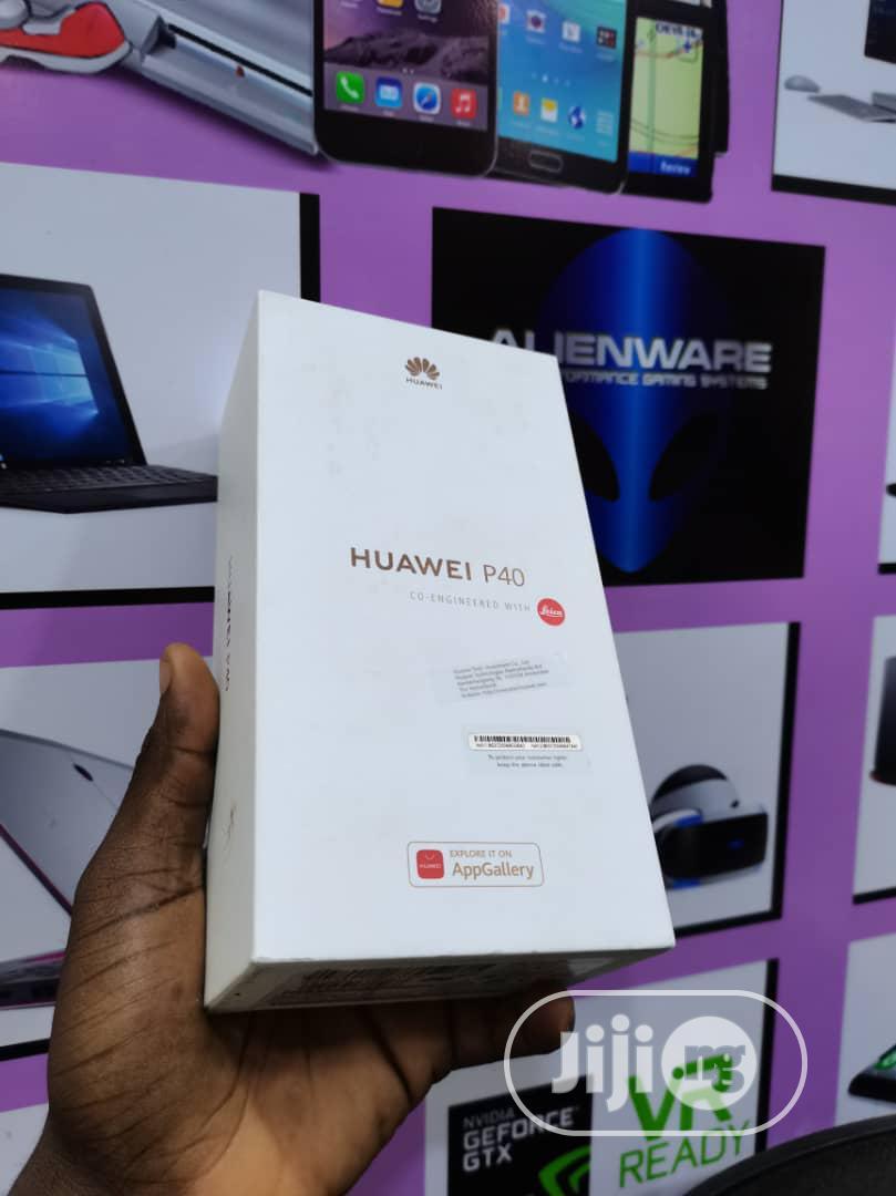 Huawei P40 128 GB Black