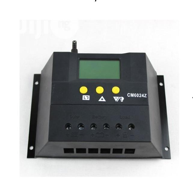 60A 12v/24v PWM Solar Charge Controller B11