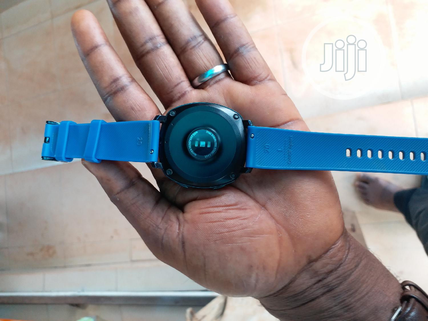 Samsung Gear Sport | Smart Watches & Trackers for sale in Wuse 2, Abuja (FCT) State, Nigeria