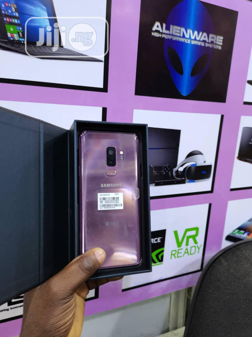 Samsung Galaxy S9 Plus 64 GB | Mobile Phones for sale in Ikeja, Lagos State, Nigeria