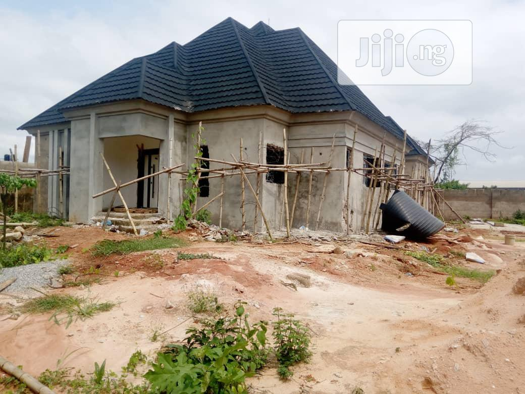 5 Bedroom Bungalow For Sale At Airport Rd, Benin City