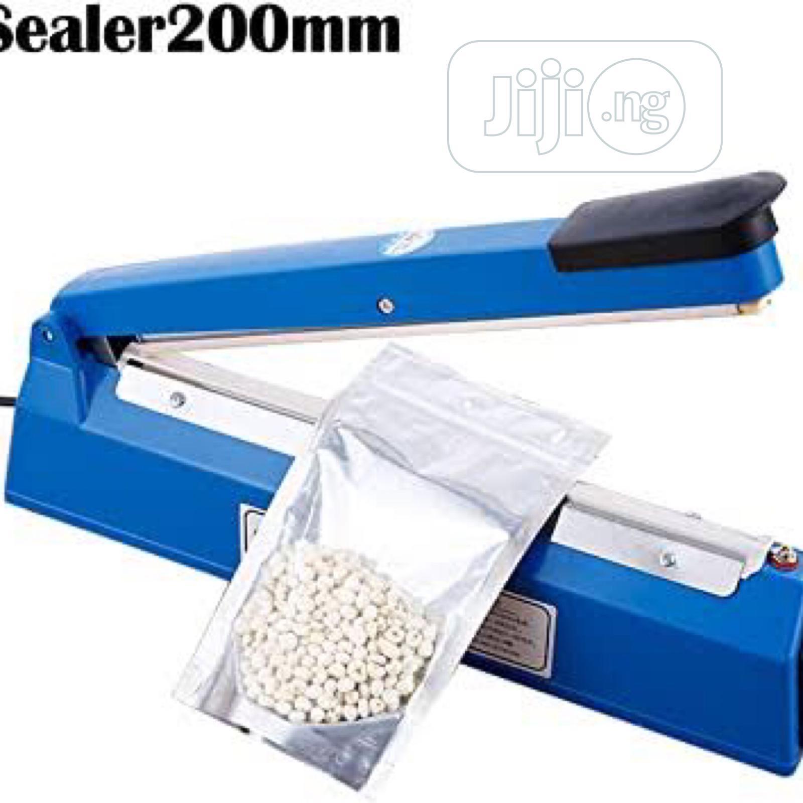Eurosonic New Nylon Impulse Sealer Sealing Machine   Manufacturing Equipment for sale in Abule Egba, Lagos State, Nigeria