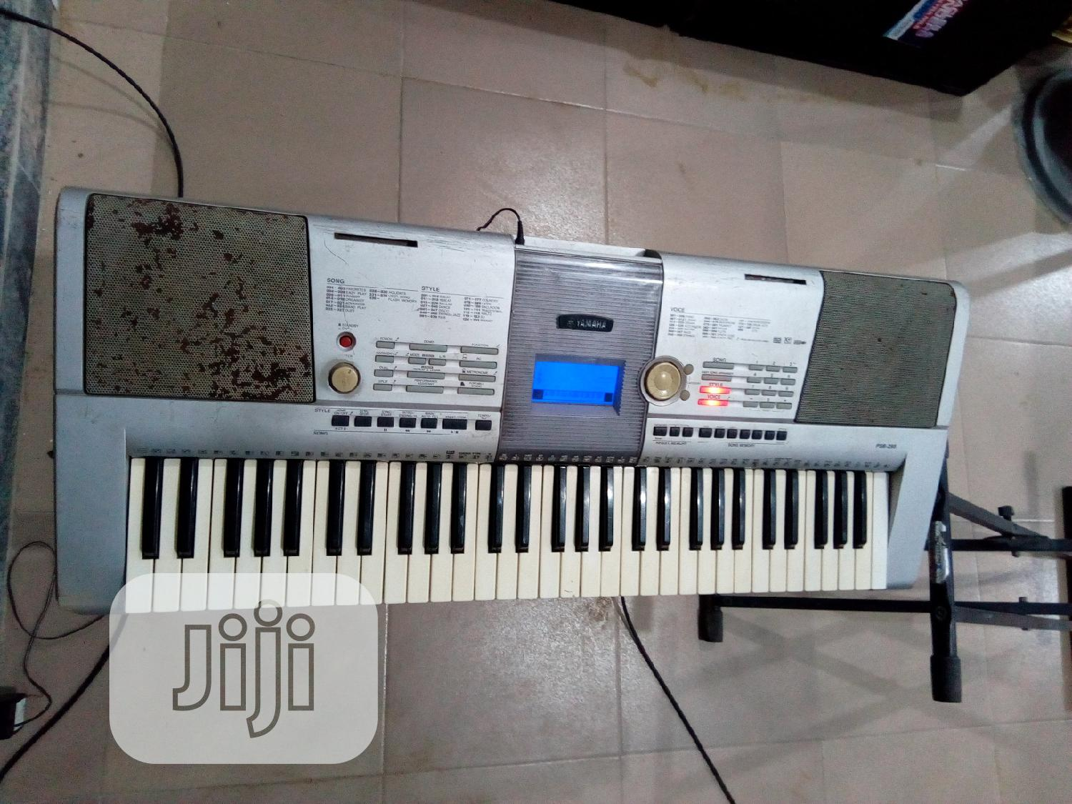 Yamaha Keyboard | Musical Instruments & Gear for sale in Port-Harcourt, Rivers State, Nigeria