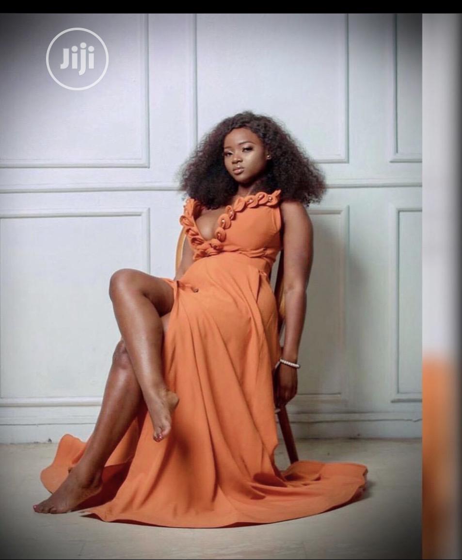 Archive: Elegant Maxi Dress