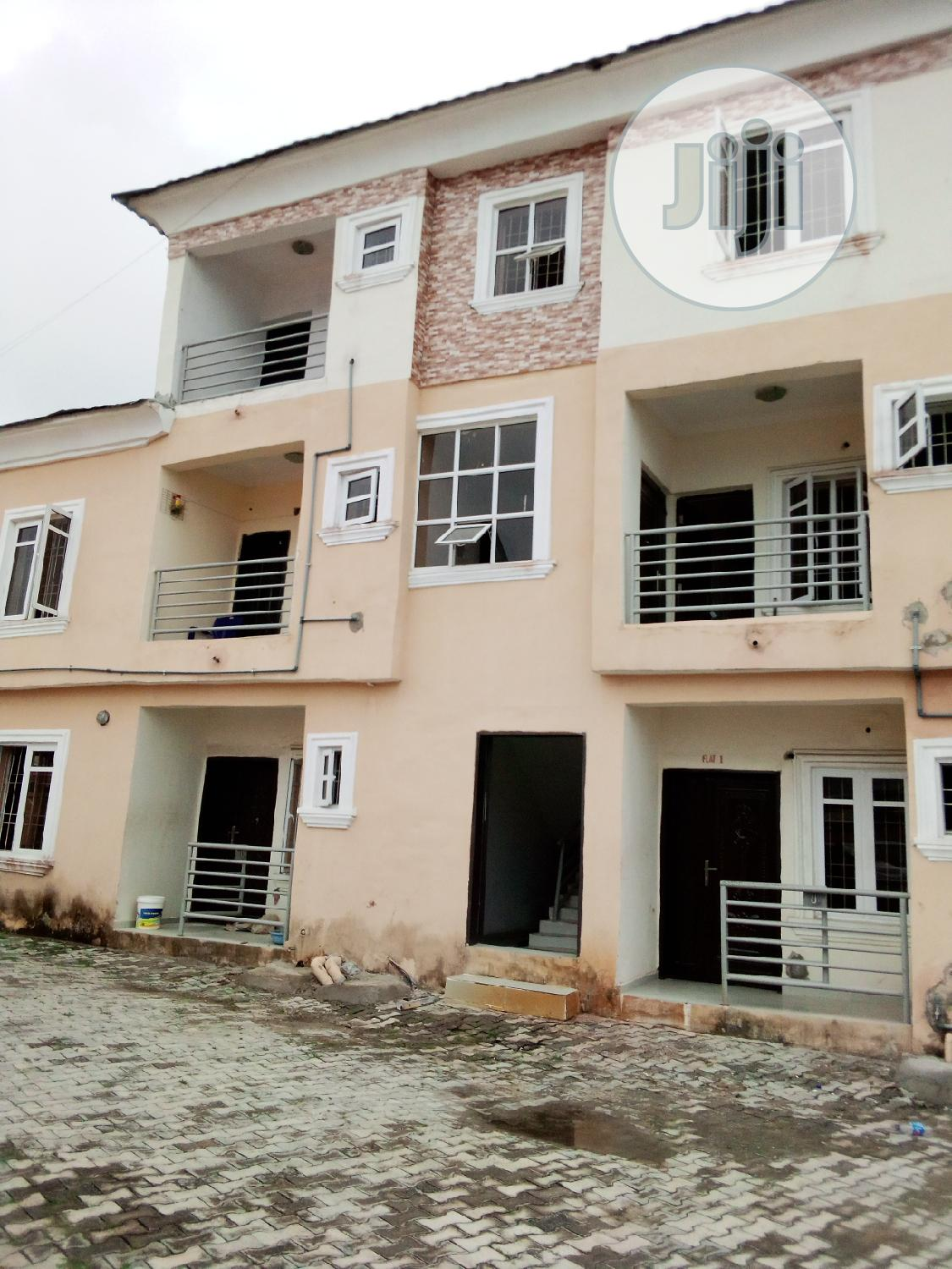 Archive: This House For Renting At Sangotedo Ajah