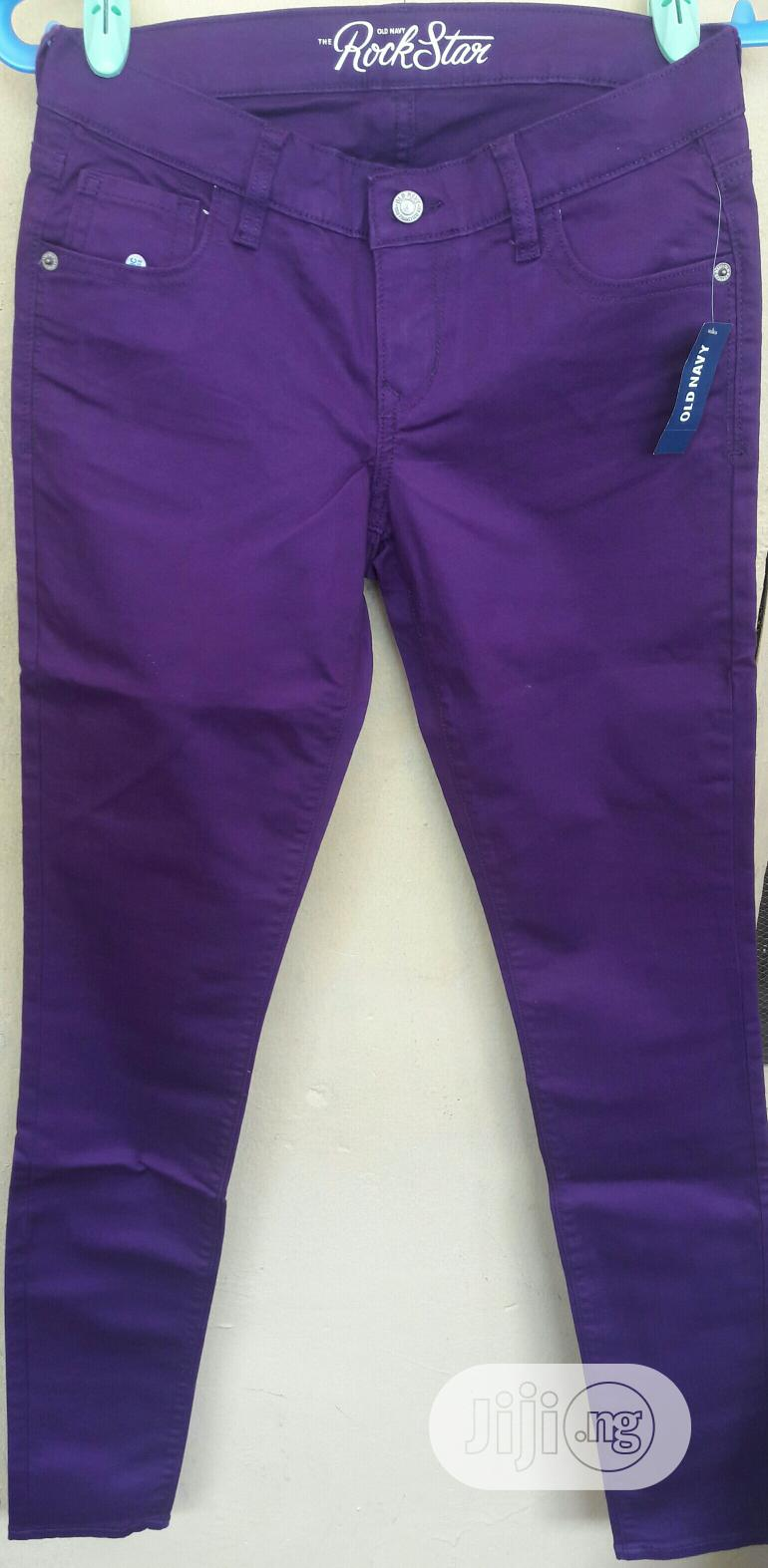 Old Navy Skinny Jeans   Clothing for sale in Kosofe, Lagos State, Nigeria