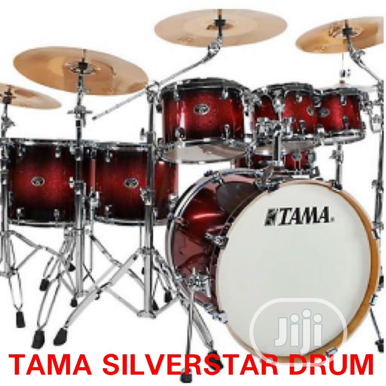 Tama Silver Star Drum Set