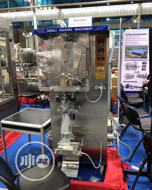 Sachet Water Automatic Sachet Water Machine   Manufacturing Equipment for sale in Lagos State, Ojo