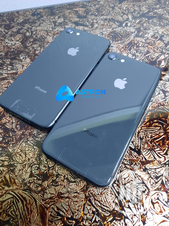 Apple iPhone 8 256 GB Black | Mobile Phones for sale in Amuwo-Odofin, Lagos State, Nigeria
